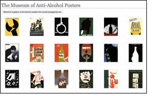 Museum of Anti-Alcohol Posters
