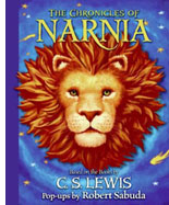 The Chronicles of Narnia Pop-Up Book
